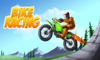 لعبة سباق الدراجة النارية