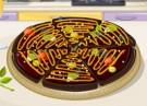 لعبة طبخ بيتزا الشيكولاتة