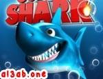 القفز بسمكة القرش