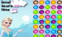 لعبة إلسا والحلوي