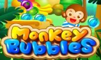 لعبة القرد والكرات الملونة