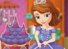 لعبة طبخ صوفيا كيكة الأميرات
