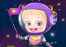 لعبة تلبيس بيبي هازل رائد الفضاء