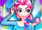 لعبة مكياج ملكة التلج إلسا