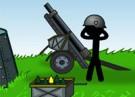 لعبة حروب استيكي مان