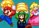 لعبة ماريو والبحث عن الكنز