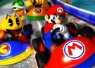 لعبة سباق سيارات سوبر ماريو